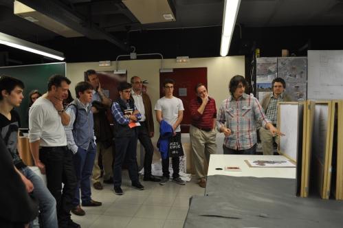 Proyectos 6.  El Prat. Iñaqui Baquero, Felipe Pich-Aguilera, Javier García Solera