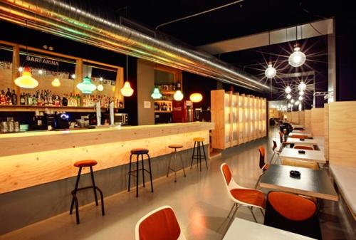 © Flexoarquitectura. Bar Farina. Palma, 2010